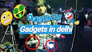 CHEAPEST DORAEMON GADGETS IN DELHI😱🔥( Usb Helicopter,Tripod,Vr Box, Karaoke,Bluetooth speakers)