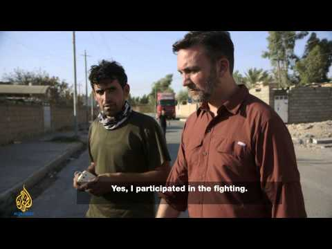 Iraq divided: The fight against ISIL