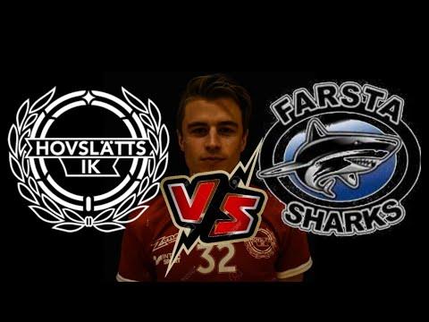 Highlights Hovslätts IK- Farsta IBK (RJ Floorball)