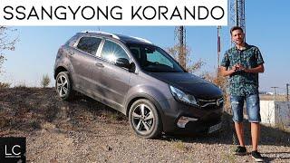 SSANGYONG KORANDO 2017 / Review + Test Off Road / #LoadingCars