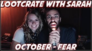 Loot Crate Opening - October 2014 - FEAR! With Shady Lady!