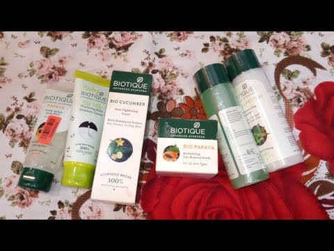 Biotique one brand facial cleanup  Biotique products review #facial  Indian fashion and beauty