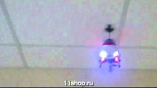 Радиоуправляемый вертолет(Радиоуправляемая летающая игрушка с системой стабилизации полета, прочным эластичным пластиком и стальны..., 2010-12-06T10:39:29.000Z)