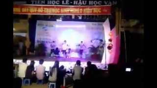 Nhảy hiện đại mừng Đảng mừng xuân 2015 (Trường THPT Lai Vung 2-)