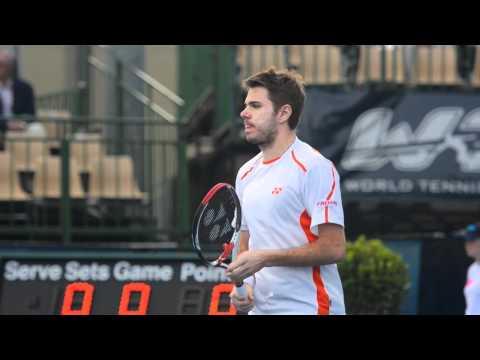 Day 1 Highlights: World Tennis Challenge Adelaide 2012