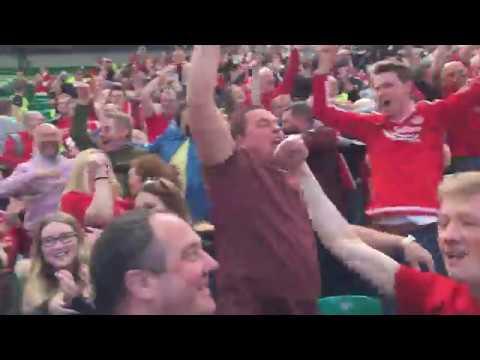 Celtic - Aberdeen [0-1] 13-05-2018 Last minutes