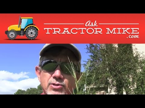 How To Fix Your Bent Mower Deck Uneven Cutting With T