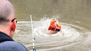 World Record Fish - Caught on Camera