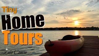 Living In Lake Conroe, Texas - Tiny Home Tour