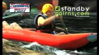 Cairns Tours - White Water Rafting Thumbnail