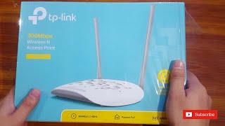Tplink wireless N Access Point TL-WA801ND( Wifi Repeater ).