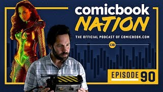 CB NATION Episode #90: Ghostbusters: Afterlife & Wonder Woman 1984 Trailer