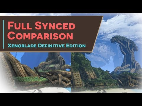 【xenoblade】definitive-edition:-full-synced-comparison