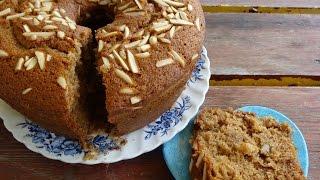 Homemade Honey Cake Recipe - Episode 17 - Reveena's Kitchen