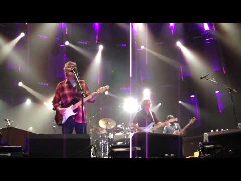 230510 ~ Eric Clapton & Steve Winwood @ Sportpaleis Antwerp (Part 1 'Had to cry today')