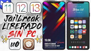TUTORIAL JAILBREAK unc0ver iOS 13.5 PARA CUALQUIER iPHONE Y IPAD!!!!!!!