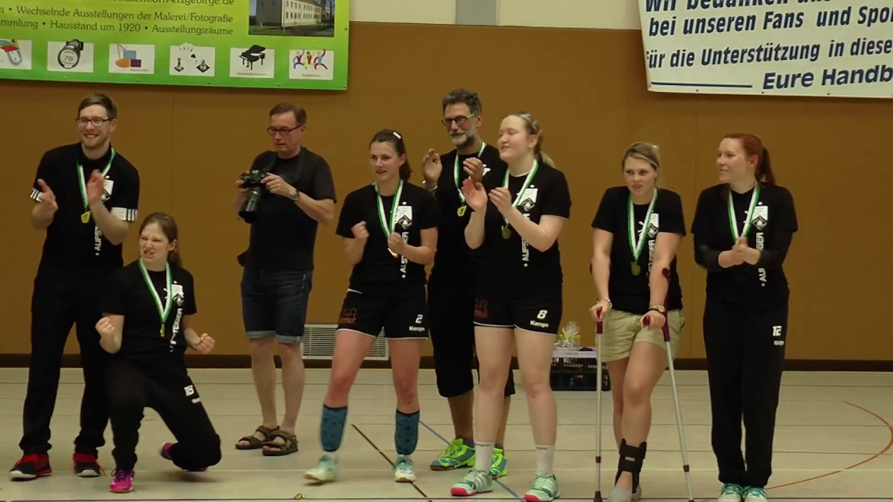 Rotation Handball