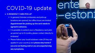 E-Residency Webinar: How To Start Your E-commerce/dropshipping Business In Estonia With E-Residency