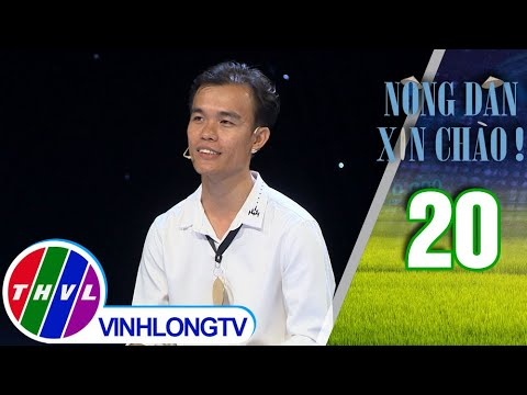Nông Dân Xin Chào! - Tập 20: Anh Nguyễn Văn Sang chia sẻ về những khó khăn trong mô hình trùn quế