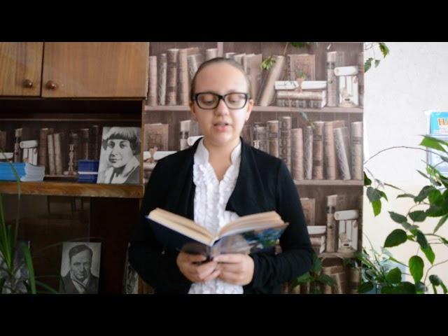 Изображение предпросмотра прочтения – МарияТитова читает произведение «В огромном городе моем ночь» М.И.Цветаевой