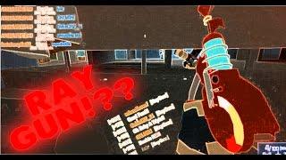 RAY GUN IN FORZE FANTASMA...??? | (ROBLOX - Modded forze fantasma)