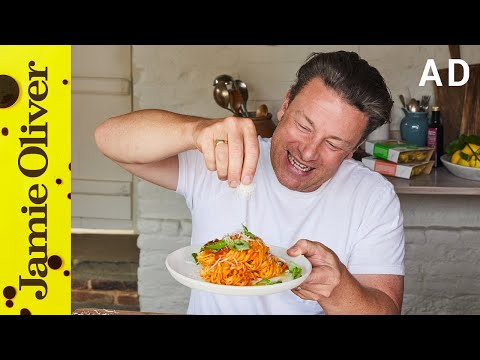 7 Veg Tomato Sauce   Jamie Oliver   AD
