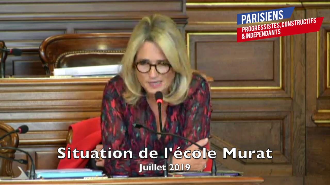 SITUATION DE L'ÉCOLE MURAT