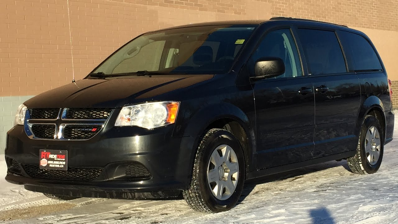 2012 dodge grand caravan sxt stow n go rear a c for sale in winnipeg mb youtube. Black Bedroom Furniture Sets. Home Design Ideas