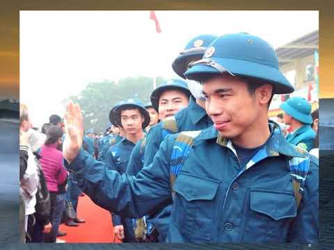 Chủ Tịch UBND TP Hà Nội Nguyễn Đức Chung động Viên Tân Binh Lên đường Nhập Ngũ