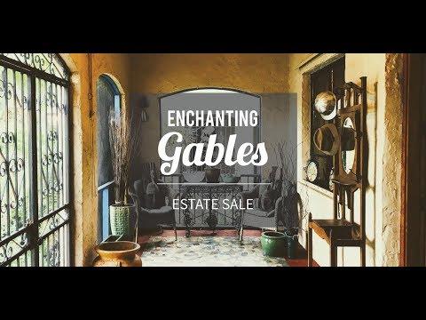 Enchanting Gables Estate Sale