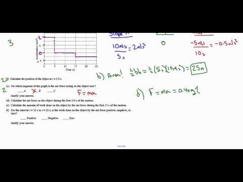 AP Physics B - 2011 #1