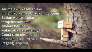 (lirik) Ini Janjiku -- Amran Ismail