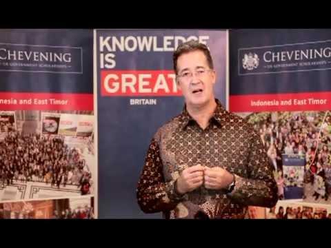 Video Profile of Chevening Alumni Indonesia & Timor-Leste (English)