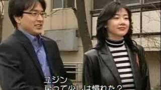 韓国版では、チュンサンが立っていた。 thumbnail