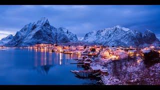 видео Новый год в Норвегии