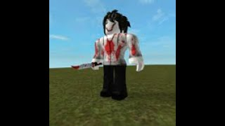 Sobreviviendo a jeff de killer /roblox survival the jeff the killer #1 / el gato gris
