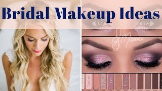 Bridal Makeup Ideas - 100+ Wedding Bride Make Up Tips & Ideas