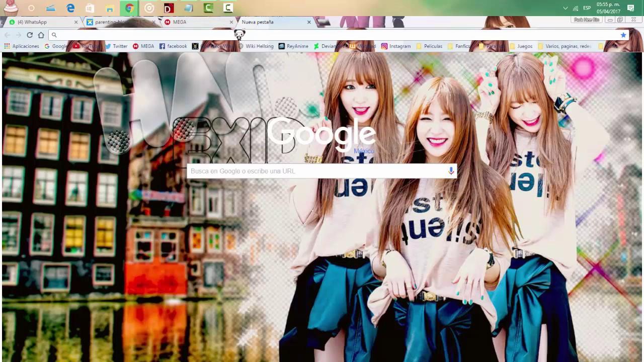 Google themes kpop - Kpop Themes For Google Chrome