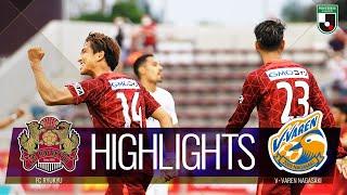 FC琉球vsV・ファーレン長崎 J2リーグ 第4節