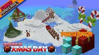 Minecraft | CHRISTMAS DAY | JAVA SMP [20]