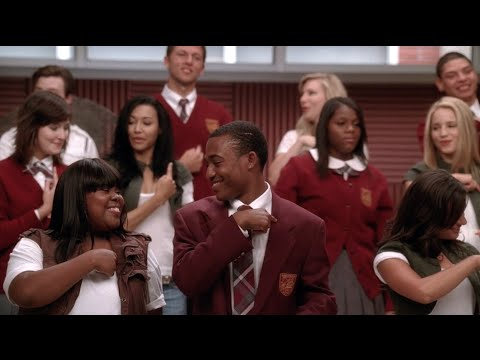 GLEE - Imagine (Full Performance) HD
