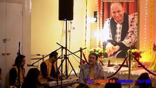 Guruji Parnam Aapke Charn - Puneet Khurana Live - Guruji Ka Ashram - New Jersey - Somerset Temple