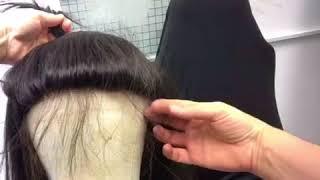 Передній мереживний перуку . Lace Front Wig