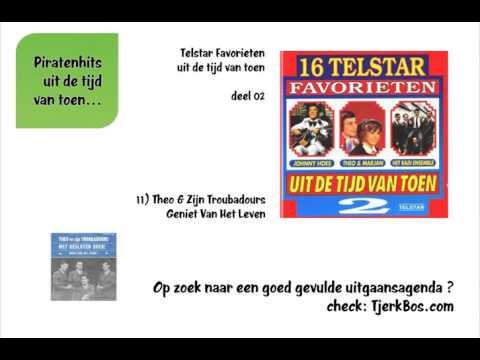 Theo & Zijn Troubadours - Geniet Van Het Leven (Oude Piratenhits).