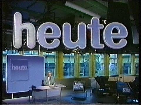 ZDF Mainzelmännchen und Heute (Samstag, 6. April 1991)