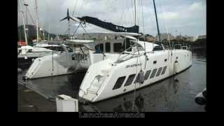 50 pés - Veleiro Catamaran 50 - Equipado para viajens