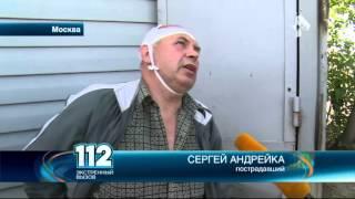 В Москве владельцы гаражей схлестнулись в драке с работниками, приехавшими сносить гаражный поселок