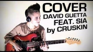 David Guetta ft. Sia - She Wolf (Rock Version) CRUSKIN Cover
