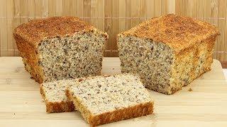 Eiweißbrot (locker-leicht und kohlenhydratarm)/Low-Carb-Brot