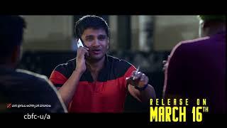 Kirrak Party Release Trailer 01 | Nikhil | Samyuktha | Simran Pareenja